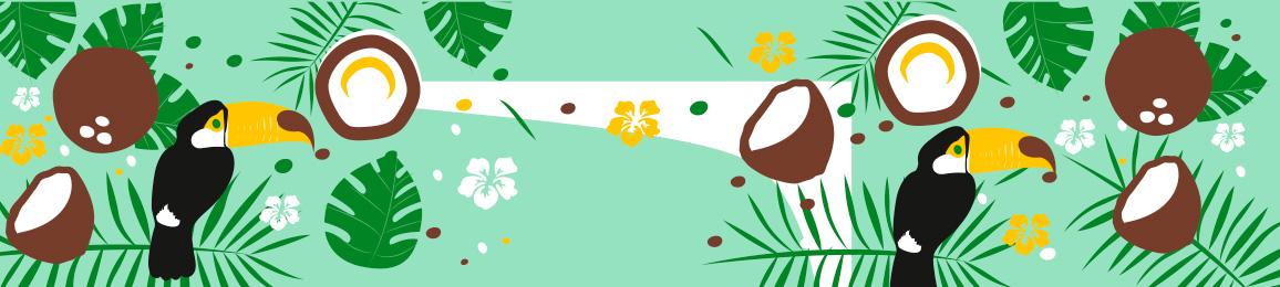 Evasion parfumée noix de coco