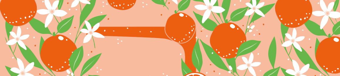 Evasion parfumée fleur d'oranger