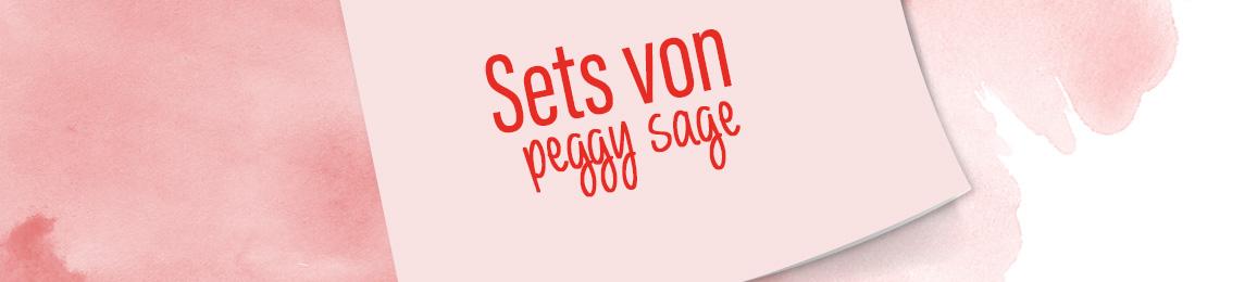 Die Sets von Peggy Sage!