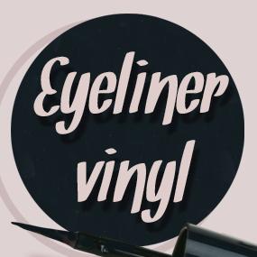 Eyeliner vinyl