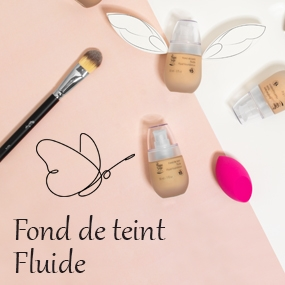 Fond de teint fluide