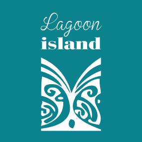 Lagoon island
