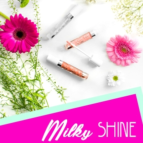Milky Shine Lip Gloss
