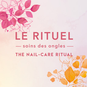 Rituel soins des ongles