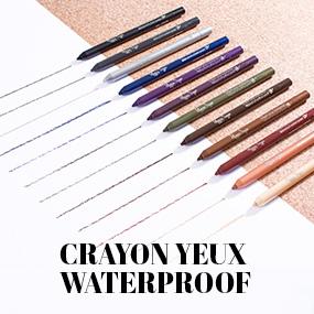 Crayon yeux waterproof Summer 2019