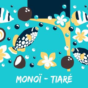 Evasion parfumée monoï tiaré