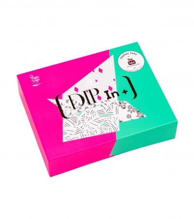 Ongles - Prothésie ongulaire - Poudres de façonnage - Kit Dip In + - Réf. 145015