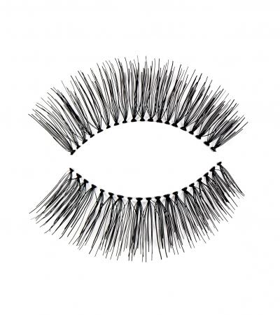 Maquillage - Yeux - Faux cils - Faux cils + colle - wonderful - Réf. 130969