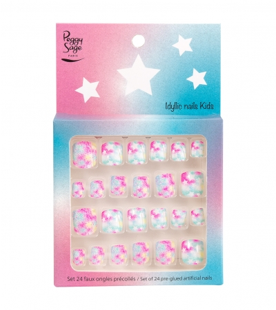 Ongles - Vernis à ongles - Collection kids - Idyllic nails - Kids - Réf. 151401