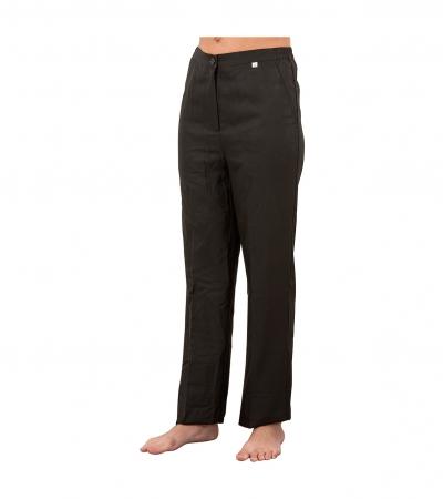 Accessoires pro - Linge - Pantalon esthétique noir L - Réf. 160321