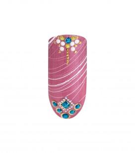 Ongles - Nail art - Décors pour ongles - Décors adhésifs pour ongles luxury - autumn 2020 - Réf. 149334