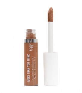 Maquillage - Teint - Fonds de teint - More than you think - FDT & correcteur 2 en 1 - Bronze - Réf. 810550