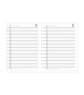 Accessoires pro - Matériel marketing - Planning - Réf. 000500