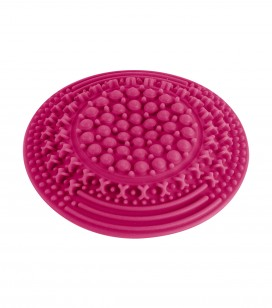 Brosse nettoyante silicone pour pinceaux