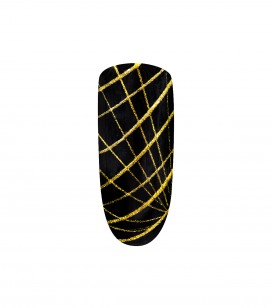 Ongles - Prothésie ongulaire - Spider gel - Spider Gel Gold - Réf. 146262