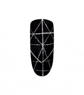 Ongles - Prothésie ongulaire - Spider gel - Spider Gel Silver - Réf. 146263