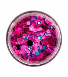 Paillettes pour ongles candy -1g