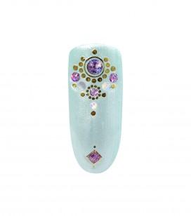 Ongles - Nail art - Décors pour ongles - Décors adhésifs pour ongles luxury - Réf. 149289