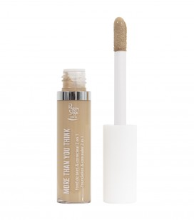 Maquillage - Teint - Fonds de teint - More than you think - FDT & correcteur 2 en 1 - Beige noisette - Réf. 810525