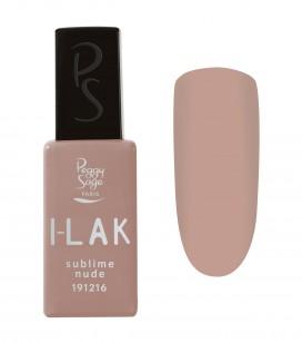 Vernis semi-permanent I-LAK  - sublime nude - Réf. 191216