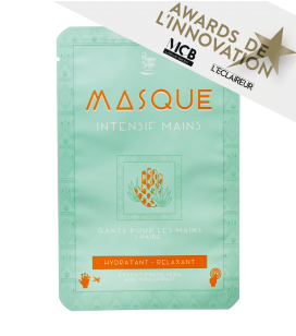 Masque intensif mains