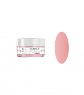 Ongles - Prothésie ongulaire - Sculpting + - silken pink - Réf. 145379