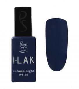 Ongles - Vernis semi-permanent - I-lak - Autumn night - Réf. 191155