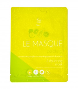 Soins du visage - Soin du visage - Illuminer - Le masque peeling - Réf. 401284EC