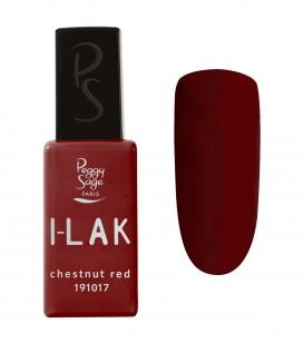 Ongles - Vernis semi-permanent - I-lak - chestnut red - Réf. 191017