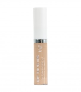 Maquillage - Teint - Fonds de teint - More than you think - FDT & correcteur 2 en 1 - Beige naturel - Réf. 810515