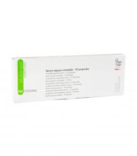 Sérum aqueux ionisable - 10 ampoules - Réf. 401156
