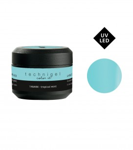Gel de couleur pour ongles UV & LED Color it - tropical mint
