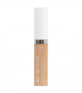 Maquillage - Teint - Fonds de teint - More than you think - FDT & correcteur 2 en 1 - Beige hâlé - Réf. 810535