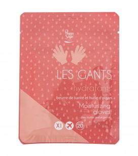 Les Gants pour les mains hydratants - Réf. 120814EC