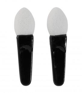 Maquillage - Accessoires - Pinceaux - Applicateur mousse - 3,5 cm - Réf. 120162
