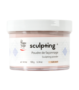 Ongles - Prothésie ongulaire - Sculpting + - Nude peach - Réf. 145162