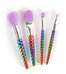 Maquillage - Accessoires - Pinceaux - Set de 4 pinceaux make-up - Réf. 135514