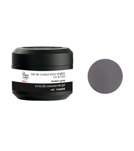 Gel de couleur pour ongles UV & LED Color it - modern grey