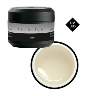 Ongles - Prothésie ongulaire - Technigel - Gel UV & LED de base pour ongles - Réf. 146640