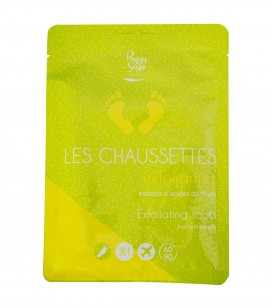 Soins du corps - Soin des pieds - Crèmes & soins - Les chaussettes exfoliantes - Réf. 550375EC