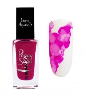 Ongles - Nail art - Encres nail art - Encre aquarelle pour ongles - Pink - Réf. 100974