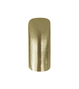 Ongles - Nail art - Pigments nail art - Pigments chrome effect gold - Réf. 149953