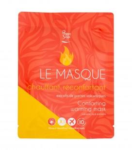 Le masque chauffant réconfortant - Réf. 401268EC