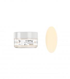 Ongles - Prothésie ongulaire - Poudres de façonnage - pastel vanilla - Réf. 145382