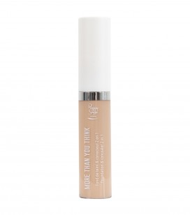 Maquillage - Teint - Fonds de teint - More than you think - FDT & correcteur 2 en 1 - Beige clair - Réf. 810500