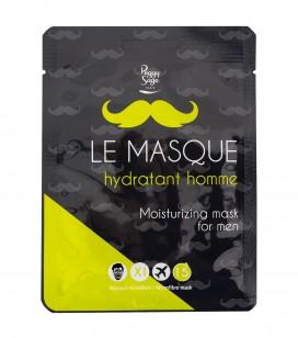 Soins du visage - Soin du visage - Masques - Le masque hydratant homme - Réf. 430377EC