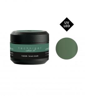 Ongles - Prothésie ongulaire - Gels - Gel UV&LED forest shade - Réf. 146328