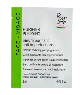 Sérum purifiant anti imperfections - échantillon