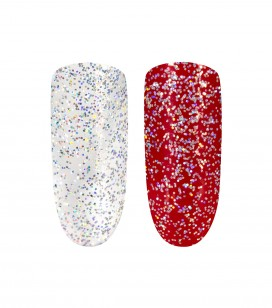 Nagels - Basislakken en top coats - Top coat holographic - REF. 105610