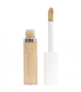 Make-up - Teint - Foundations - 2-in-1 foundation en concealer - More than you think - Beige neutre - REF. 810505